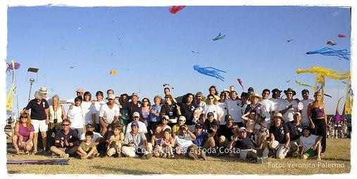 Fiesta del Viento Grupal