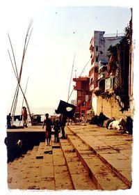 Ciudad Varanasi India