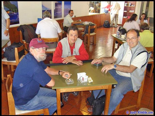 Dave, Polo, Gustavo, Comodoro Rivadavia - Chubut