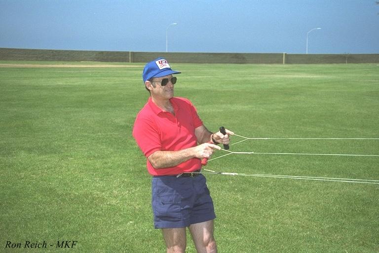 Ron Reich MKF Flier