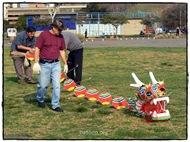 Dragon Chino preparativos