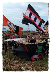 Barrilete de Indonesia