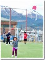Taller y vuelo en Ushuaia