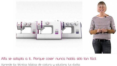 Curso coser a máquina