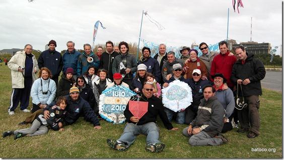 BaToCo - Foto Grupal en el Río