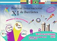 XI Festival Internacional Pintemos el Cielo de Rosario 2011