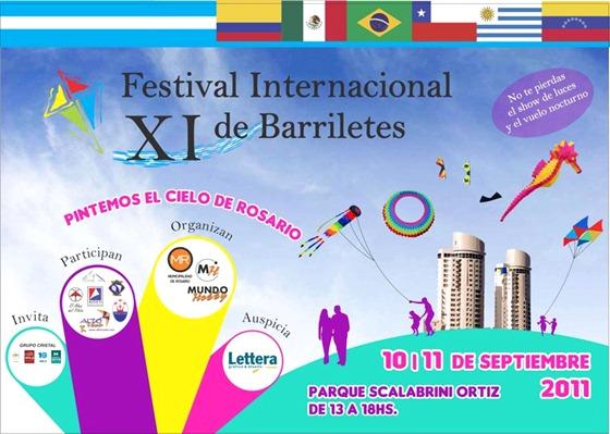 Festival de Barriletes Rosario 2011