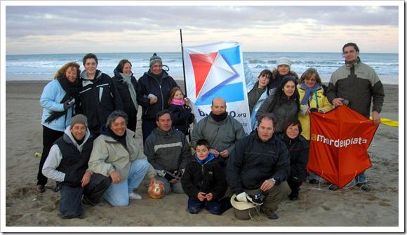 BaToCo Barriletes en Mar del Plata