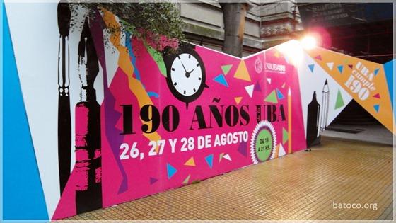 UBA 190 Aniversario