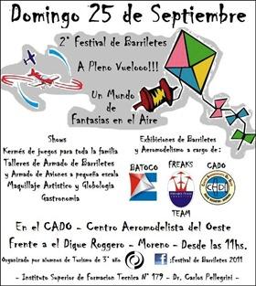 2º Festival de Barriletes en Moreno