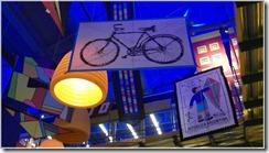 Barrilete Bicicleta de Traverso