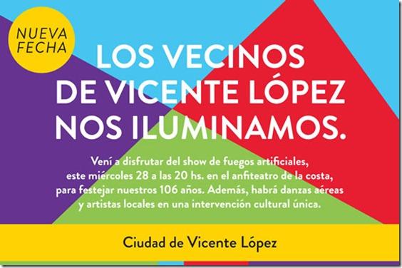 Vicente López - 106 Años