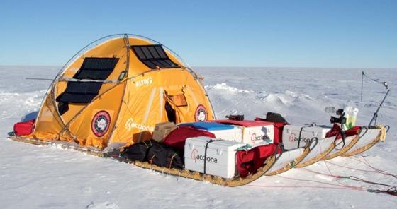 Expedición a la Antartida