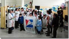 Taller de Barrilets Escuela Bartolomé Ayrolo