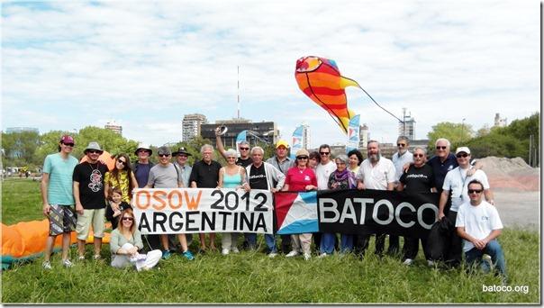 OSOW 2012 Argentina