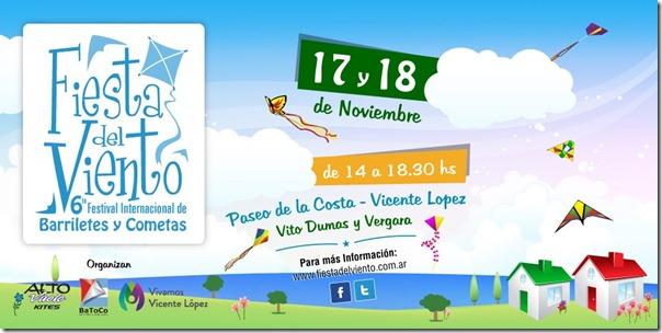 Fiesta del Viento 2012