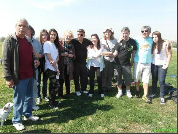 La foto de todos los que fuimos!