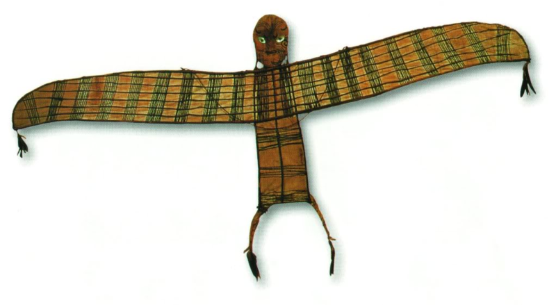 Maori bird kite