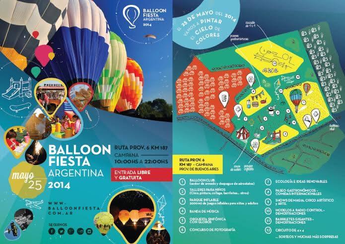 Balloon Fiesta Argentina
