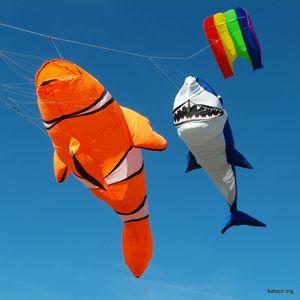 Payaso y Tiburón de Leyla