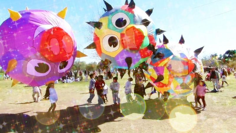Festival de barriletes Pintemos el Cielo de Rosario