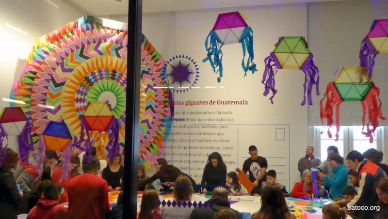 Taller de Barriletes de Guatemala - CCK