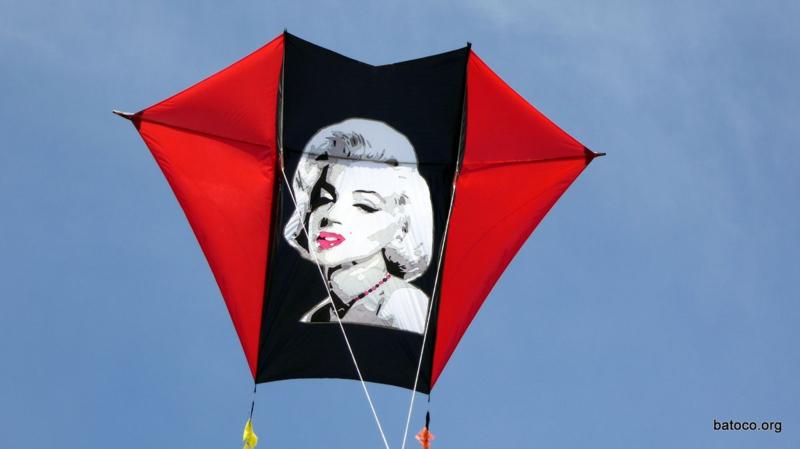 Barrilete Fled Marilyn