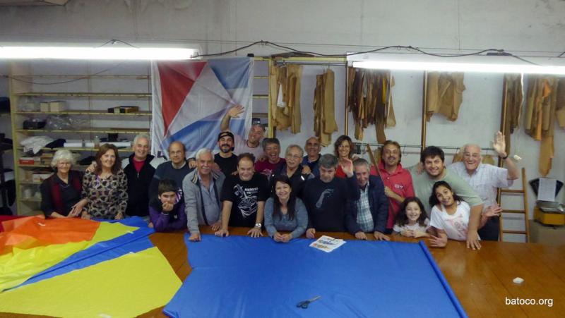 BaToCo Barriletes - Trabajo Construcción Grupal Surubí