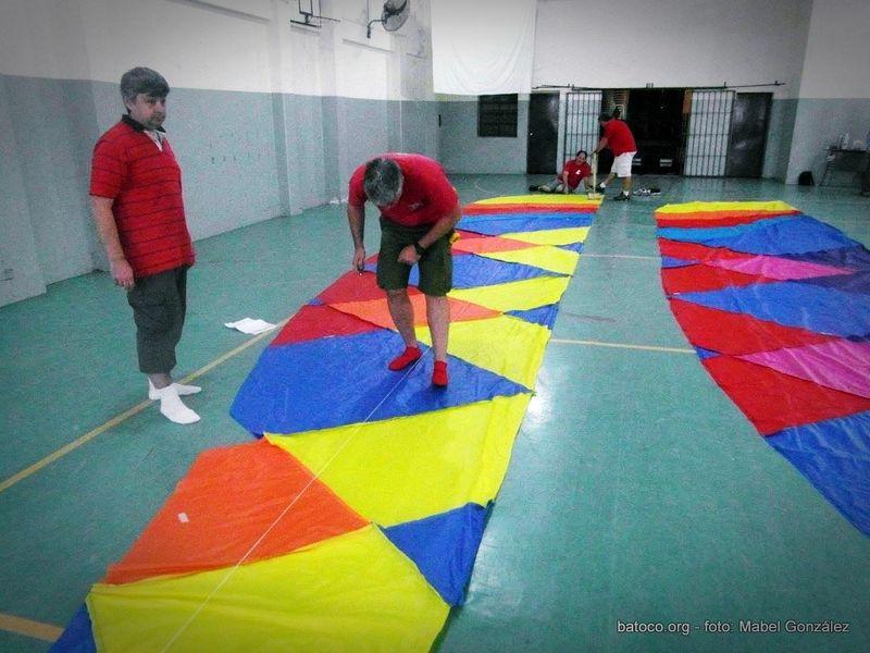 Barrilete Surubi - Septimo Taller 15