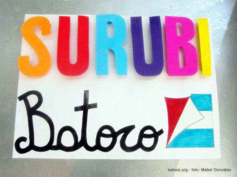 Barrilete Surubi - Septimo Taller 01