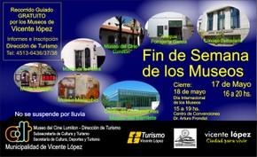 Afiche Museos