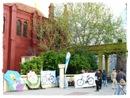Barriletes en el Centro Cultural Recoleta