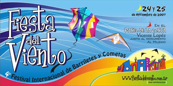 Fiesta del Viento 2007