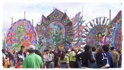 Festivalde Sumpango