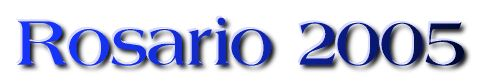 Rosario 2005
