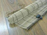 Cortina Bambú